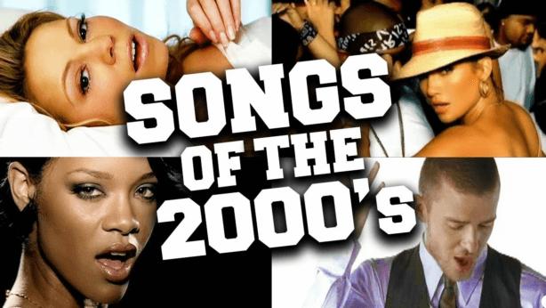 Топ 100 популярных песен 2000х