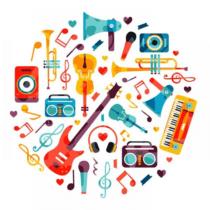 Альбомы - музыкальные подборки